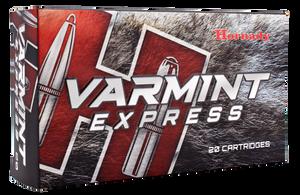 Hornady 8327- Varmint Express 223 Remington/5.56 NATO 55 GR V-Max 20 rounds