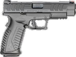 "Springfield Armory XDME9459BHC XD-M Elite 9mm Luger 4.50"" 20+1 Black Black Melonite Steel"