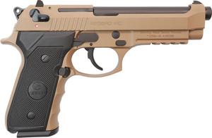 GIRSAN -REGARD 9MM ADJ. SGT 18-SHOT FDE 4880