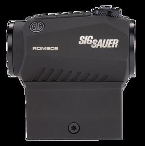 Sig Sauer -Electro-Optics SOR52001 Romeo5  1x 20mm Obj 2 MOA Red Dot Black CR2032 Lithium