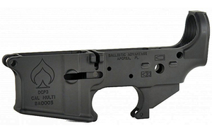 BALLISTIC ADVANTAGE AR 15 LOWER RCVR