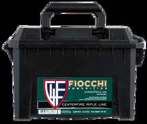 Fiocchi 223FHVA Extrema 223 Rem 50 gr V-Max 200 Bx/ 1 Cs Plano Box total of 200 rounds