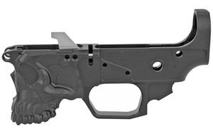 SHARPS BROS LLC SBLR10 Jack9AR Platform 9mm/40 S&W/357 Sig Black Hard Coat Anodized