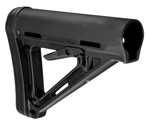 Magpul MAG401-BLK MOE Commercial-Spec- AR-15 Reinforced Polymer Black
