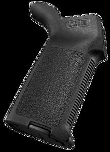Magpul MAG415-BLK MOE  Pistol Grip Aggressive- Textured Polymer Black