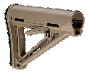 Magpul MAG400-FDE -Moe Mil-Spec AR-15 Reinforced Polymer Flat Dark Earth