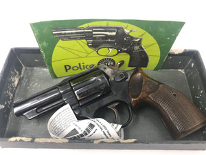 Century Arms ASTRA POLICE .38 SPL. 3″ BLUED GOOD CONDITION & BOX – Century HG3293A-G