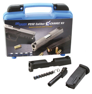 Caliber X-Change Kit- For SIG P250C .40 S&W 3.9 Inch Barrel Black Nitron With Night Sights and 13 Round Magazine