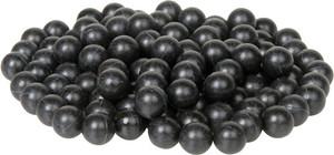 UMAREX T4E P2P .50 CAL. RUBBER BALL BLACK 250-PACK