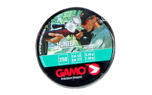 GAMO HUNTER .177 PELLETS 250CT