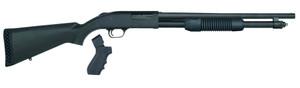 """Mossberg 50698 590SP 20 Gauge 3"""" 18.50"""" 6+1 Matte Blued Receiver Black Stock"""