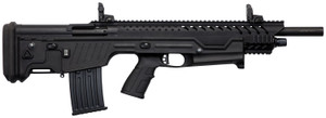 Charles Daly Chiappa- 930.165 N4S  Black Receiver/Blued Barrel Semi-Automatic 12 Gauge 20 3 5+1 Black Fixed Bullpup Synthetic Stock