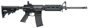 Smith & Wesson -10305 M&P15 Sport II Semi-Automatic 223 Rem/5.56 NATO 16 30+1 Black 6 Position Synthetic Stock Black Aluminum Receiver