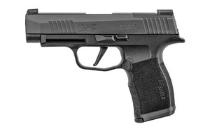 Sig Sauer -365XL9BXR3 P365 XL 9mm Luger Double 3.70 12+1 Black Polymer Grip/Frame Black Nitron Stainless Steel Slide
