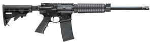 Smith & Wesson -10159 M&P15 Sport II OR Semi-Automatic 223 Rem/5.56 NATO 16 30+1 Black 6 Position Synthetic Stock Black Aluminum Receiver