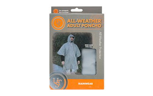 UST ALL-WEATHER ADULT PONCHO
