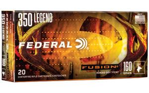 FUSION 350LEG 160GR SP 20/200