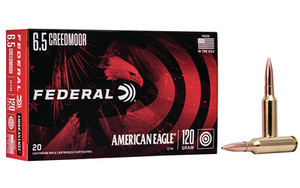 FED AM EAGLE 6.5CREED 123GR 20/200