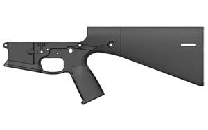 KE ARMS KP-15 STRIPPED LOWER BLK
