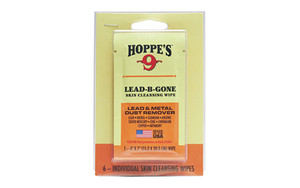 HOPPES LEAD BE GONE WIPE 6 COUNT