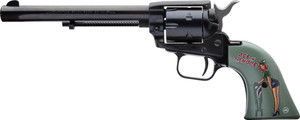 HERITAGE .22LR 6 FS BLUED PINUP ACE IN THE HOLE (TALO)