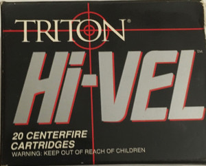 TRITON TR44SHVB HI-VEL .44 SPECIAL 165 GRAIN 20 CARTRIDGES