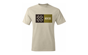 NOVESKE T-SHIRT BLOCK NATURAL XL