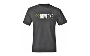 NOVESKE T-SHIRT PRIMARY HZ BLACK L