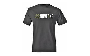NOVESKE T-SHIRT PRIMARY HZ BLACK 2XL