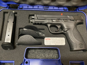 Smith & Wesson M&P Military Police, Thumb Safety Model 9MM 206301 Used