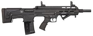 "Landor Arms BPX902G2 BPX 902-G2 12 Gauge 18.50"" 5+1 Black Fixed Bullpup Stock"