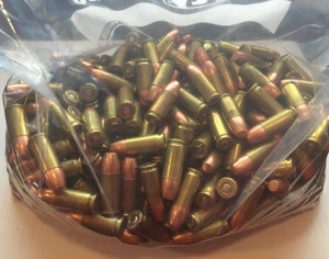 National Police Ammunition (NPA) 9MM -425 loose rounds