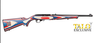 Ruger 10/22-TD USA Shooting Team TALO Edition 22LR 31126