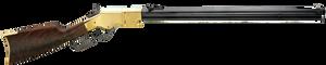 Henry H011- Original Henry Rifle 44-40 Win 13+1 24.50 Polished Brass Fancy American Walnut Right Hand