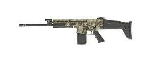 FN 38--100840 SCAR 17S CAMO 7.62 NATO 16-IN 20RD