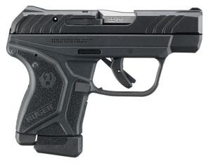 """Ruger -13705 LCP II Lite Rack 22 LR 2.75"""" 10+1 Black Steel Slide Black Polymer Grip"""