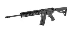 "Diamondback- DB15CCMLB-NY DB15 *NY Compliant 5.56x45mm NATO 16"" 10+1 Black Thorsden Featureless GenII FRS-15 Stock Black Magpul MOE Grip Right Hand 12"" M-Lok"