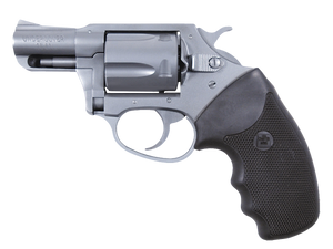 Charter Arms -73820 Undercover Standard Revolver Single/Double 38 Special 2 5 Rd Black Rubber Grip Stainless