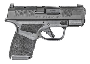 NEW Springfield Armory- HC9319BOSPLC Hellcat Micro-Compact OSP Optics Ready 9mm Luger 3 10+1 Black Black Melonite Steel Slide Black Polymer Grip