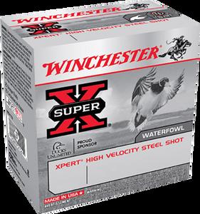 Winchester Ammo -WEX2034 Super X Xpert High Velocity 20 Gauge 3 7/8 oz 4 Shot 25 rounds