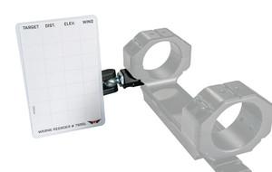 SKYLINE PM DELTA CARD HOLDERAluminum ConstructionFits Precision Mounts Only