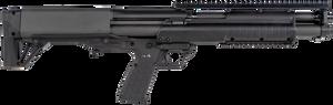 "Kel-Tec KSGBLK KSG Black 12 Gauge 18.50"" 3"" 14+1"