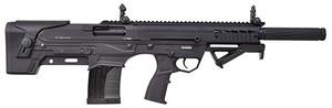 "Best Arms BA912 Bull Pup 12 Gauge 3"" 18.50"" 5+1 Black Black Fixed Bullpup Stock"