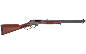 """Henry H009GCC Side Gate 30-30 Win 5+1 20"""" American Walnut Color Case Hardened Right Hand"""
