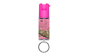 SABRE CAMO KEY RING IN SMALL CLAM