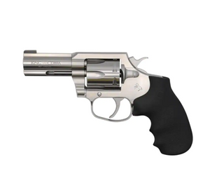 "Colt Firearms King Cobra Target Stainless .357 Mag 4.25"" Barrel 6-Rounds Hogue Grip"