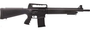 """Rock Island -601BC VR60 12 Gauge 3"""" 20"""" 5+1 Black Anodized Black Synthetic Stock Right Hand"""