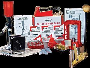 Lee -90030 -Breech Lock Challenger Reloading Press Kit