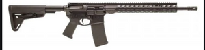 """Stag Arms 15000122 Stag 15 Tactical 5.56x45mm NATO 16"""" 30+1 Black MOE SL Stock Black Magpul MOE Grip Right Hand"""