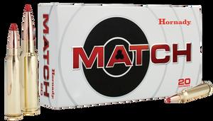 Hornady 81501 -Match 6.5 Creedmoor 147 GR ELD-Match 20 rounds